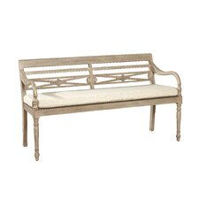 Kitty Hawk Upholstered Bedroom Bench by Furniture Classics LTD