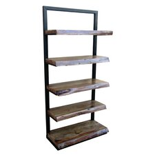 76 Accent Shelves Bookcase by Stein World
