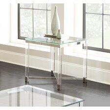 Rita End Table by Orren Ellis
