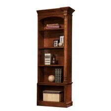 Executive Right Pier 79 Standard Bookcase by Hekman