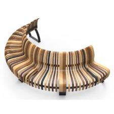 Nova C Wood Bracket Bench (Set of 4) by Green Furniture Concept
