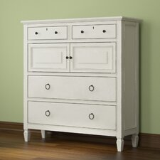 Causey Park 4 Drawer Chest by Canora Grey