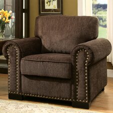 Bonniview Chenille Armchair by Darby Home Co