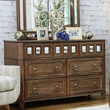Lia 7 Drawer Dresser by A&J Homes Studio