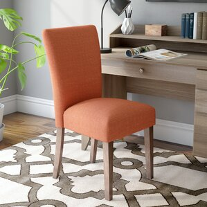 Orange Kitchen  Dining Chairs Youll Love Wayfair - Orange dining room chairs