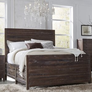 san anselmo storage platform bed - Bed Frames With Drawers