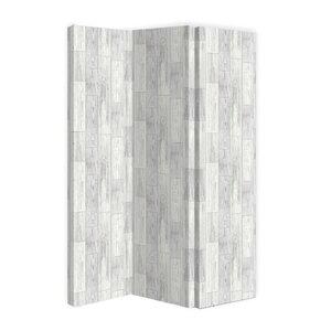 150cm x 120cm Salcombe Wood 3 Panel Room Divider