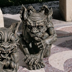 Wonderful Whisper The Gothic Gargoyle Statue