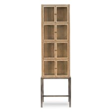 Tall Baden Cabinet by Sarreid Ltd