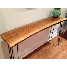 Console Table by Northwest Live Edge