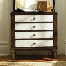 4 Drawer E-Charge Center Chest by Hooker Furniture