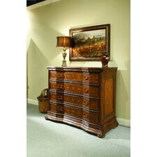 Verona 4 Drawer Chest by Eastern Legends