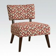 Able Fabric Slipper Chair by ACME Furniture