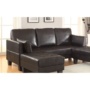 Methuen Sleeper Sofa & 2 Ottomans by Latitude Run