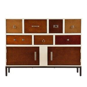 Devlin 2 Door, 7 Drawer Cabinet