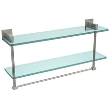 Montero Wall Shelf by Allied Brass