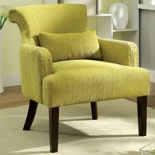 Marlow Wing back Chair by Hokku Designs
