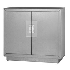 Andover Mirrored Cabinet by Uttermost