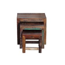 3 Piece Nesting Tables by Timbergirl