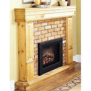 Dimplex Wall Mounted Fireplace Youll Love Wayfair
