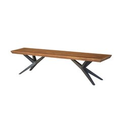 Shirleen Three Seat Dining Bench by Union Rustic