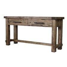 Country Console Table by CDI International