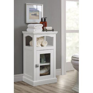 Demi Freestanding Cabinet. Bathroom Storage   Joss  amp  Main