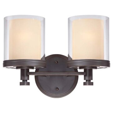 Waynesville 2 Light Vanity Light