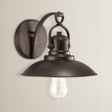 Meridian 1 Light Wall Sconce
