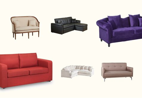 Top-Rated Sofas & Sectionals