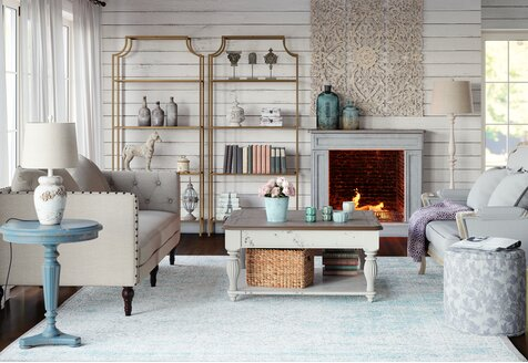 Chic & Comfortable Furniture Finds