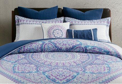 Favorite Bohemian-Inspired Bedding