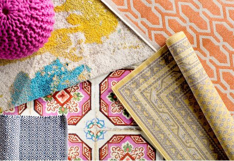 Just Rolled Out: Rug Arrivals