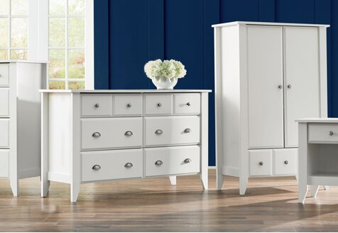 2-in-1 Bedroom Storage Furniture