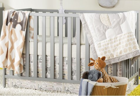 Gender-Neutral Nursery Updates