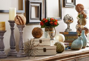 Up to 45% off Decor