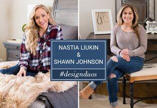 Shawn Johnson & Nastia Liukin
