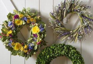 Springtime Wreaths