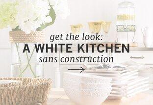 5 White Kitchen Ideas