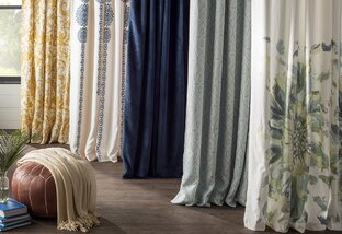 Curtains from $15