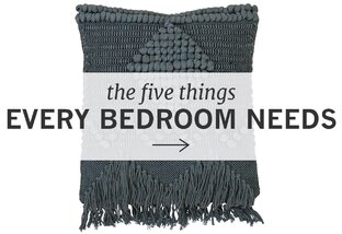 Five Items No Bedroom Should Be Without