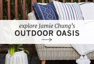 At Home with Jamie Chung