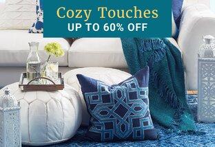 Instant Impact: Cozy Touches
