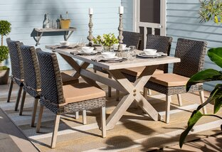 Rustic & Relaxed Patio