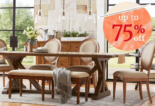 Save Now: Dining Room