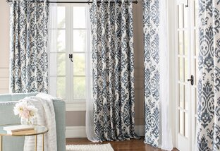 Curtains from $10