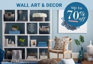 Wall Decor & Art Steals