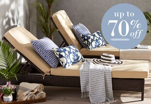 Outdoor Lounge Refresh