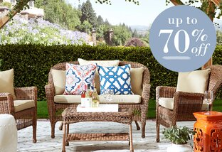Outdoor Seating Refresh