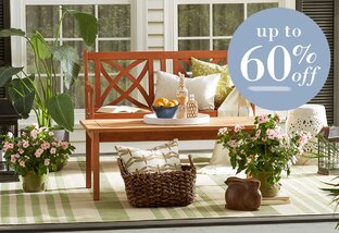 Outdoor Decor Refresh